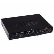 Amplificador Especial P/ Todo Tipo De Audio Maxima Potencia.