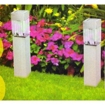 Farol de poste para iluminar jardin en mercado libre m xico for Faroles solares para jardin