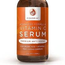 Serum Vitamina C Para La Cara - Mejor Anti-aging Serum - Veg