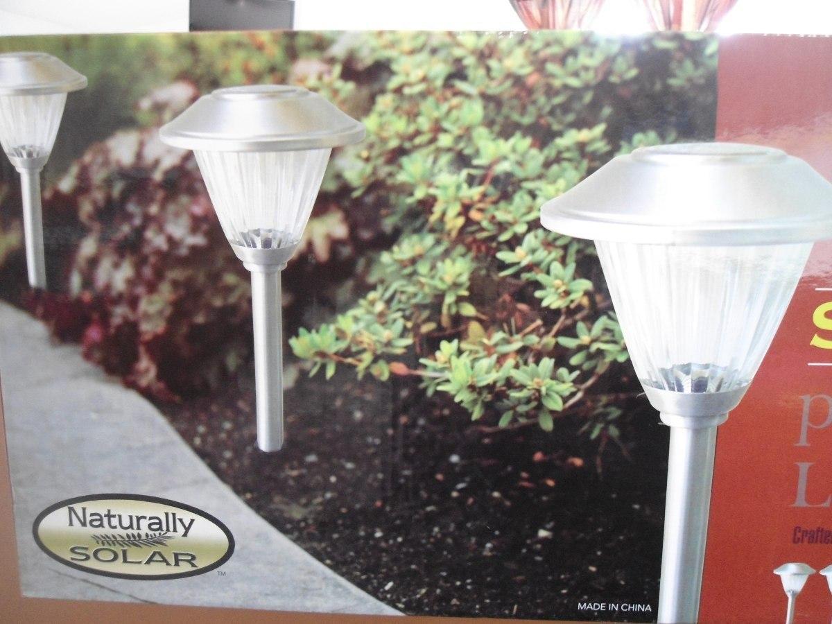 Lamparas solares para jardin images lamparas para jardin - Lamparas exterior jardin ...
