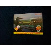 Mundial De Futbol España 82 Postal