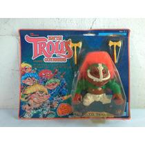 Trolls Guerriers Muñeco T.d. Troll Clave 2241