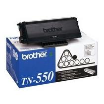Toner Brother Tn550 Rendimiento 3,500 Pag. Aprox Para Dcp /