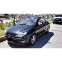 Hermoso Peugeot 206 Convertible