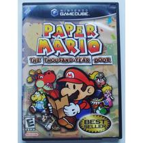 Paper Mario Game Cube Nintendo Retromex Tcvg