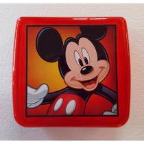 Sandwichera Personalizada - Dulcero Mickey Mouse Y Minnie