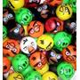 Angry Birds Pelota Hueca 1 Pulgada  Maquina Chiclera