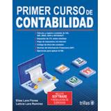 Libro Primer Curso Contabilidad 30va Edición 2020 Elias Lara