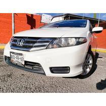 Honda City 1.5 Ex Mt 2013 Autos Puebla