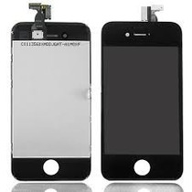 Display Pantalla Iphone 4s Lcd + Touch Screen Mica De Regalo