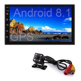 Autoestereo Android Mirrorlink Bt Wifi Gps 7 Inch Touch 8803