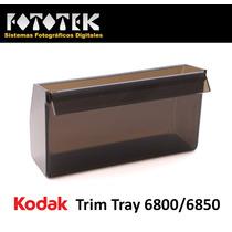 Bandeja De Recortes Para Impresora Kodak 6800/6850
