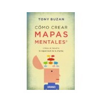 Libro Como Crear Mapas Mentales *cj