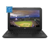 Laptop Hp Stream 11-ah117wm Cel N4000 32gb 4gb Ram Negro