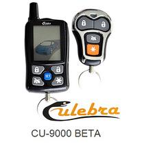 Alarma Para Auto 2 Vias Con Arrancador Culebra 9000 Viper