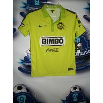 Oferta Jersey Oficial Original América Niño Gala Nike 2015