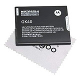 Batería Motorola Gk40 Original