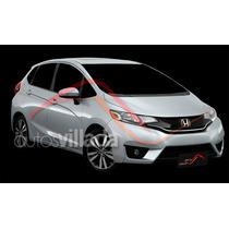 Honda Fit Mod 2015 Autopartes Refacciones Piezas Y Colision