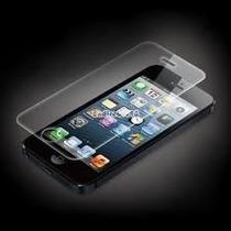 Mica Delantera Trasera Cristal Templado Glass Iphone 5, 5s!