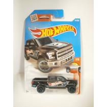Hot Wheels Camioneta 15 Ford F-150 Negro 141/250 2016