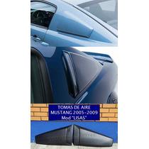Tomas De Aire Ventanilla Mustang Gt500 05 06 07 08 09 2005