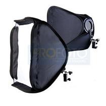 Caja Suavizadora De Luz / Softbox Para Flash De 60cm X 60 Cm