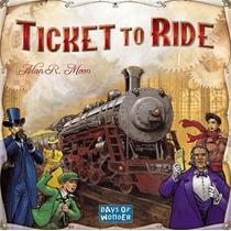 Ticket To Ride - Usa - Juego De Mesa (aventureros Al Tren)