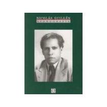 Libro Iconografia De Nicolas Guillen