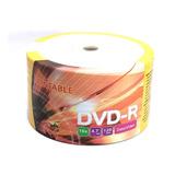 Dvd-r Printable Blanco Mr Data 50 Pzas