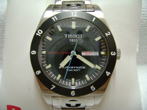 dc679ff9b0a8 Reloj Tissot Prs516 Automático Suizo Original Omega en venta en Culiacán  Sinaloa por sólo   6000