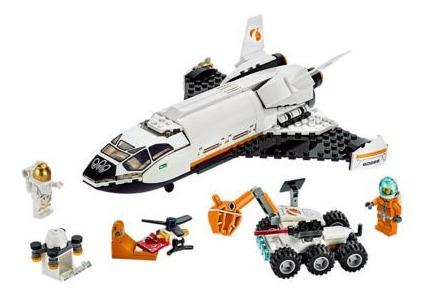 Lanzadera Cientifica A Marte Lego City 60226