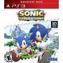 Zero Games Envío Gratis Ps3 Sonic Generations Df Mpago