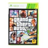 Grand Theft Auto V - Xbox 360 (gta V)