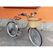 Bicicleta Vintage 12 Velocidades Equipo Shimano