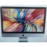 iMac 27 Retina 5k Mid 2017 (intel Quad Core I5  8gb Ram