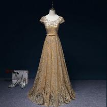 Vestidos de noche dorados mexico