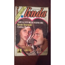 Rocio Brambila Y Carlos Rivera En: Fotonovela Linda