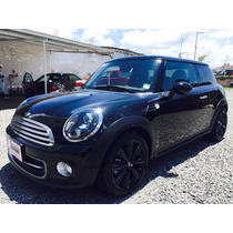 Mini Mini Cooper 2p All Black Aut A/a 2013