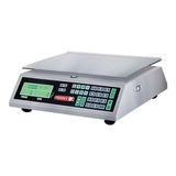 Báscula Comercial Digital Torrey Mfq 40 Kg 110v/220v Plateado
