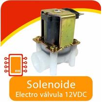 Solenoide Electro Válvula 12vdc