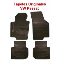 Tapetes Originales Vw Passat En Color Negro, Envio Gratis!