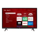 Smart Tv Tcl 40 Pulgadas Pantalla Led Hd Roku Hdmi
