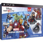 Disney Infinity 2.0 Marvel Super Heroes Starter Pack Ps 3