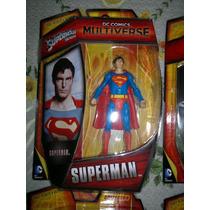 Dc Comics Multiverse Superman Christopher Reeve
