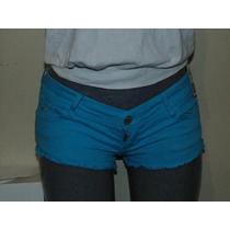 Shorts Hollister Co. T-25 Stretch Nuevo Faldas,vestidos