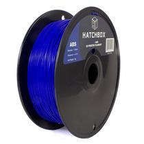 Filamento Abs Hatchbox 1.75mm 1kg Impresora 3d - Azul