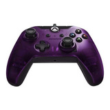 Control Joystick Pdp Xbox One Wired Controller Purple
