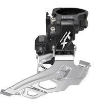 Desviador Del. Shimano Xt M786 2x10 Abraz. Alta Tiro Dual
