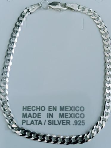 1174e21609b6 Pulseras Esclava Eslabon Cartier Caballero Plata Ley 925 en venta en Silao  Guanajuato por sólo   425