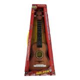 1 Guitarra Cuerdas Cuerdas 58 Cm Juguete Mayoreo Bolo Full